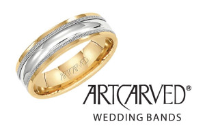 Artcarved Men's Rings at Pfeifley Jewelers